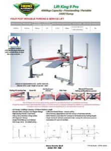 Lift-King-9-Pro-4-post-hoist-brochure-specs-sheet_V3 - Hero