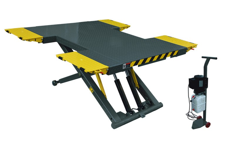 Lift King Portable EM-06 Mid-Rise Scissor Lift Image 15