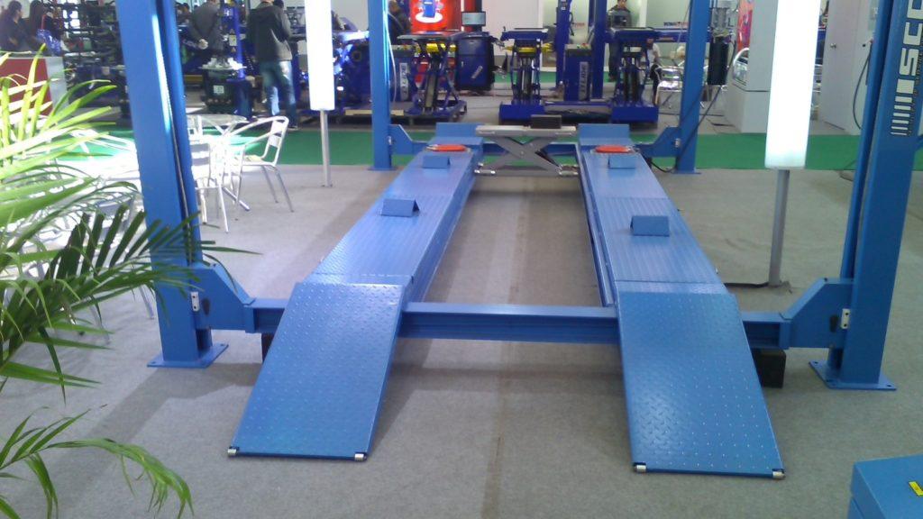 Lift King 11-4-Post Wheel Alignment Hoist 5.0T Commercial Grade Workshop Hoist Image 05